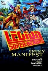 Legion of Super-Heroes Vol. 8 - Enemy Manifest
