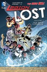 Legion Lost Vol. 1 - Run From Tomorrow