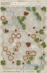 Drums & Muskets #1 - Leuthen Mounted Map