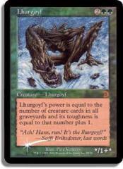 Lhurgoyf (R) (Foil)