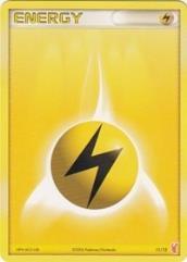 Lightning Energy (Plusle) (C) #11