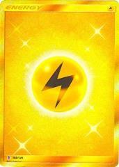 Lightning Energy (Secret) (Secret R) #168 (Holo)