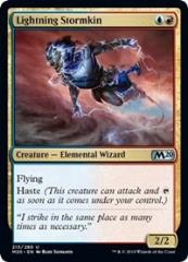 Lightning Stormkin (U)