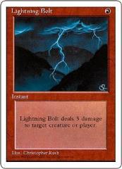 Lightning Bolt (C)