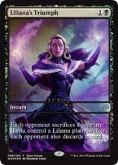 Liliana's Triumph (U) (Foil)