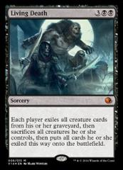 Living Death (MR) (Foil)
