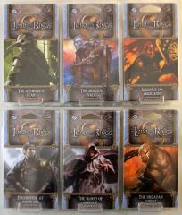 Lord of the Rings - Against the Shadow Adventure Packs Collection