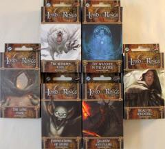 Lord of the Rings - Dwarrowdelf Adventure Packs Collection