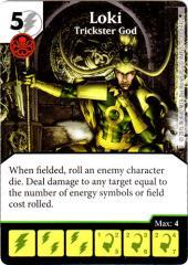 Loki - Trickster God