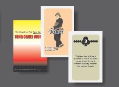 Long Cruel Woman - Card Set