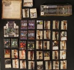 Lord of the Rings Card Game Collection - 2 Base Games + 9 Expansions, 24 Adventures & Additional Bonus Material!