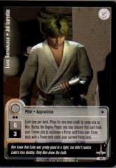 Promo Card - Luke Skywalker, Jedi Apprentice