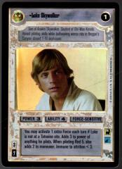 Luke Skywalker (Foil)