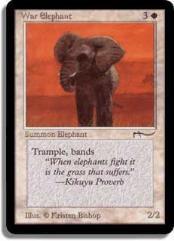 War Elephant - Light (C1)