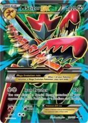 M Scizor EX (Full Art) (Ultra R) #120 (Holo)