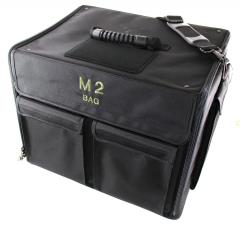 M2 Bag w/4 Patches & Pluck Foam Trays
