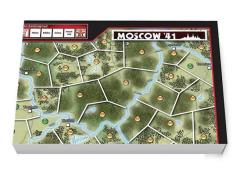 Moscow '41 - Mounted Map