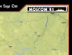 Moscow '41 - Wehrmacht Historical Map