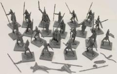 Spearmen Collection #1