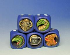Monster Dice Set #5 (5)