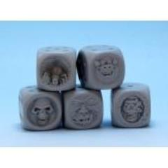Monster Dice Set #2 (5)