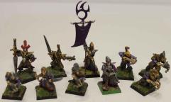Dark Elf Crossbowmen Collection #1