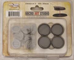 Derelict Base Set - Small
