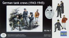 German Tank Crew Set #1 - 1943-45