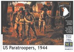 U.S. Paratrooper - 1944