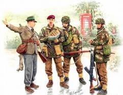 "British Paratroopers - ""Where is that Damn Bridge"" Operation Marker Garden, 1944"