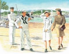 Women at War - U.S. Nay Waves