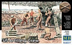 U.S. Artillery Crew