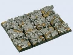 20x20mm Ruins - Square Bases