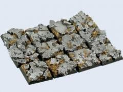 25mm Ruins - Square Bases
