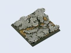 50x50mm Ruins - Square Base