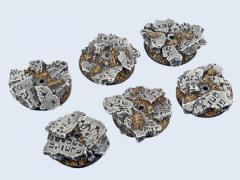 30mm Ruins - Flying Round Bases