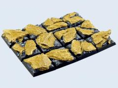 20x20mm Shale - Square Bases