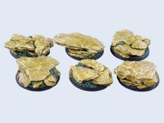 40mm Shale - Round Bases