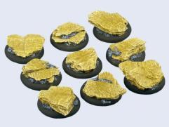 30mm Shale - Warmachine Round Bases