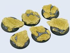 40mm Shale - Warmachine Round Bases