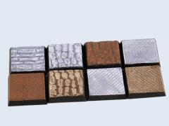 25x25mm Cobblestone - Square Bases