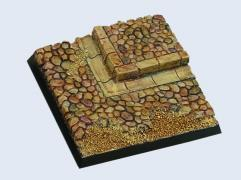 50x50mm Cobblestone - Square Base #3