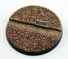 60mm Cobblestone - Round Base