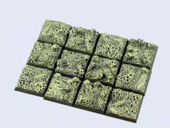 25x25mm Spooky - Square Bases