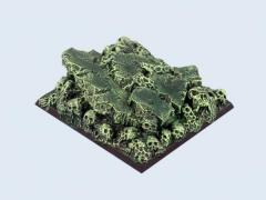 50x50mm Spooky - Square Base