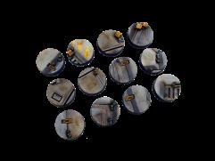 25mm Terminus - Round Bases
