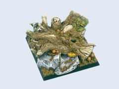 50x50mm Forest - Square Base