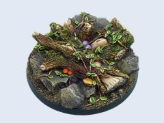 60mm Forest - Round Base #2