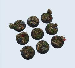 30mm Forest - Warmachine Round Bases