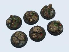40mm Forest - Warmachine Round Bases